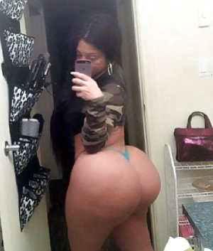 Big Black Booty Pics